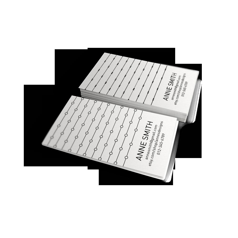 """névjegykártya sablonok """"simply business"""" kis andrea által"""