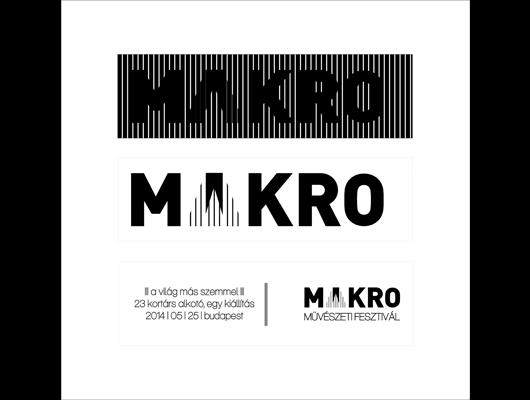 Makro mikro arculat / Kis Andrea
