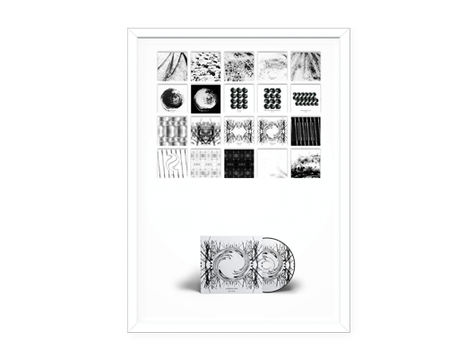 In memoriam / surfaces - plakát / Kis Andrea