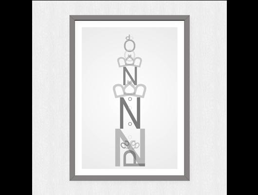 Magyar városok - plakát sorozat / Kis Andrea
